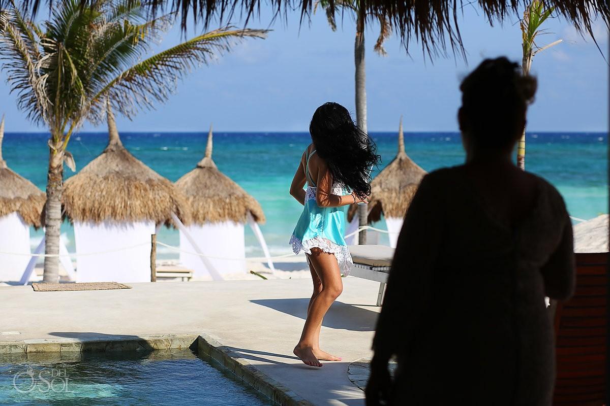 Wedding Al Cielo Riviera Maya Mexico