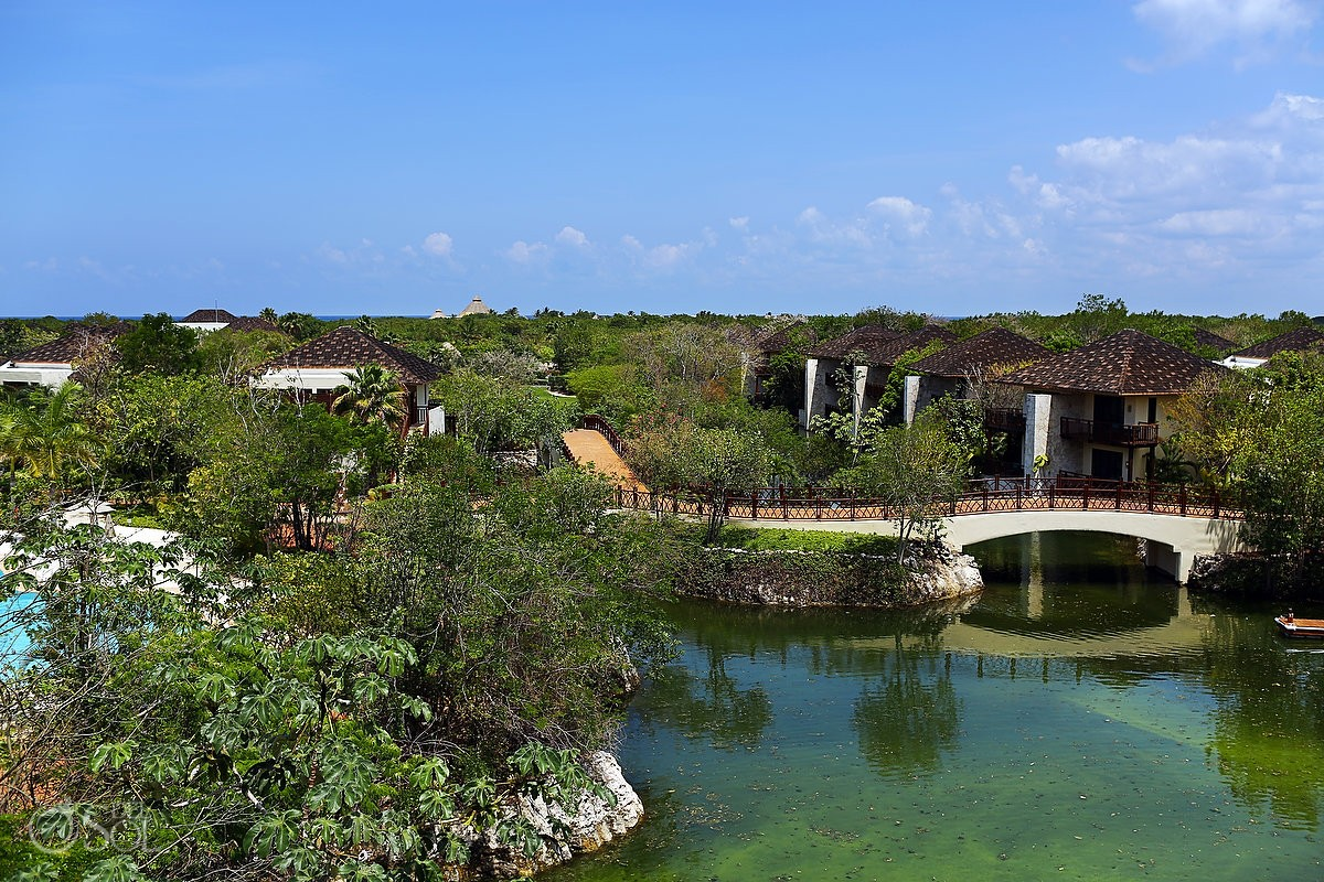 Fairmont Mayakoba wedding venue