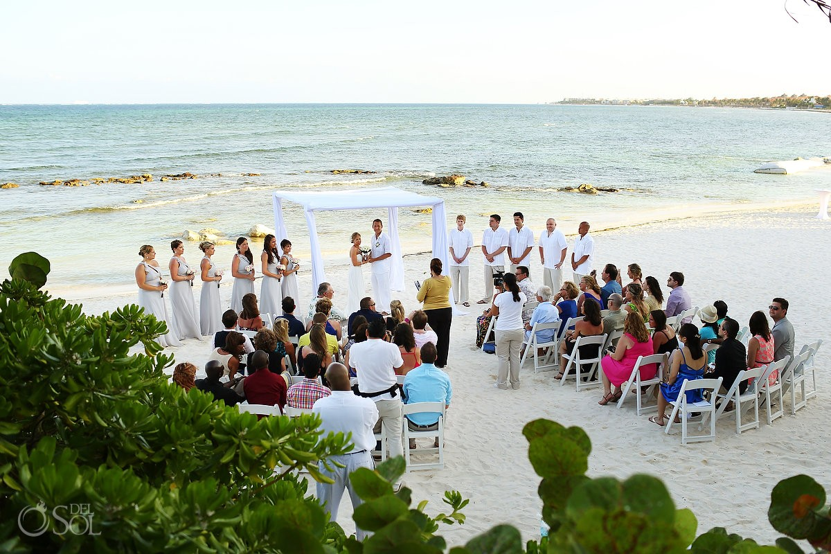 Wedding Riviera Maya Secrets Silversands
