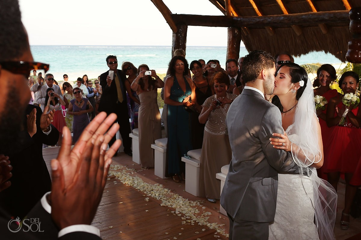 Wedding Amarte Maroma Beach San Valentin Chapel
