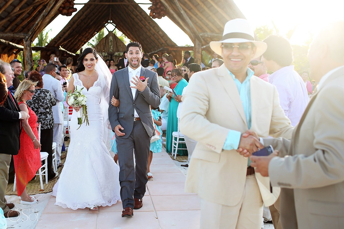 Wedding Amarte Maroma San Valentin Chapel beach