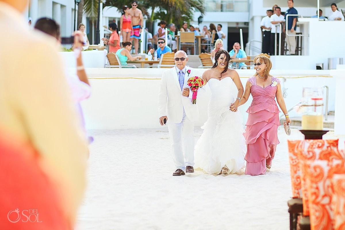 Wedding Playacar Palace, Playa del Carmen, Mexico