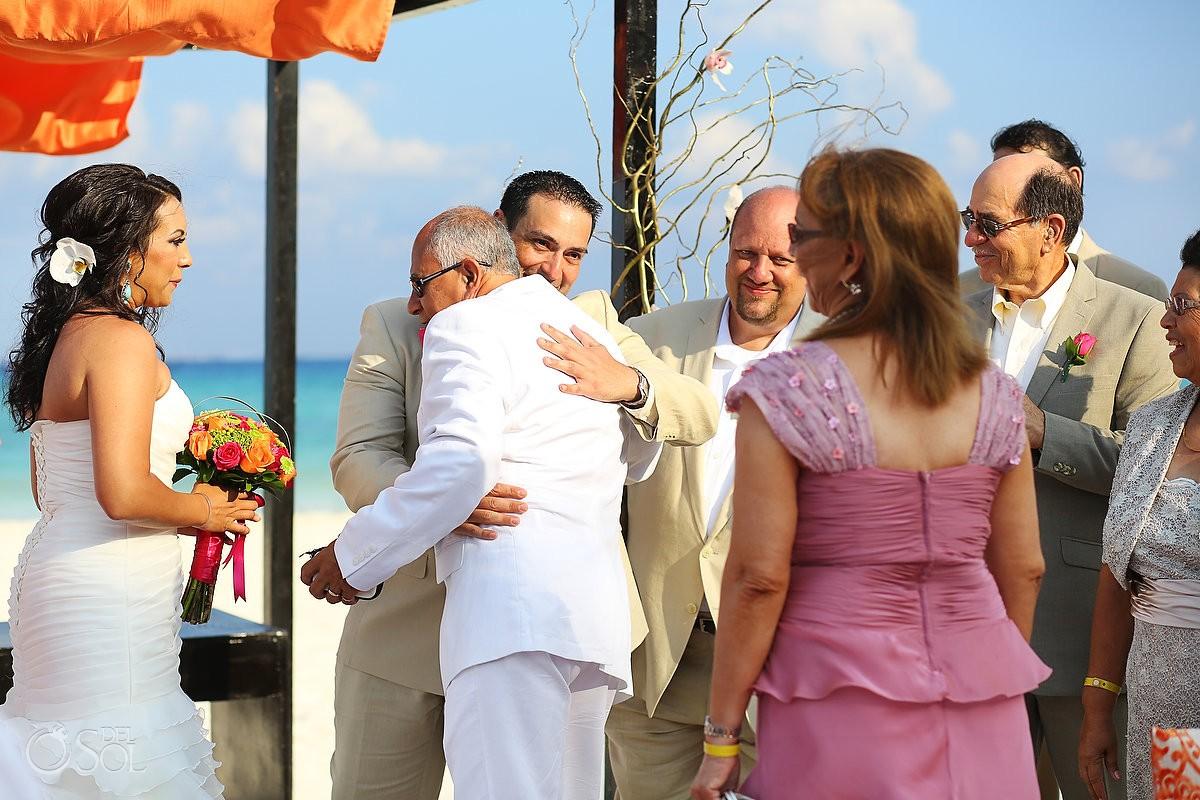 Wedding Playacar Palace Playa del Carmen Mexico
