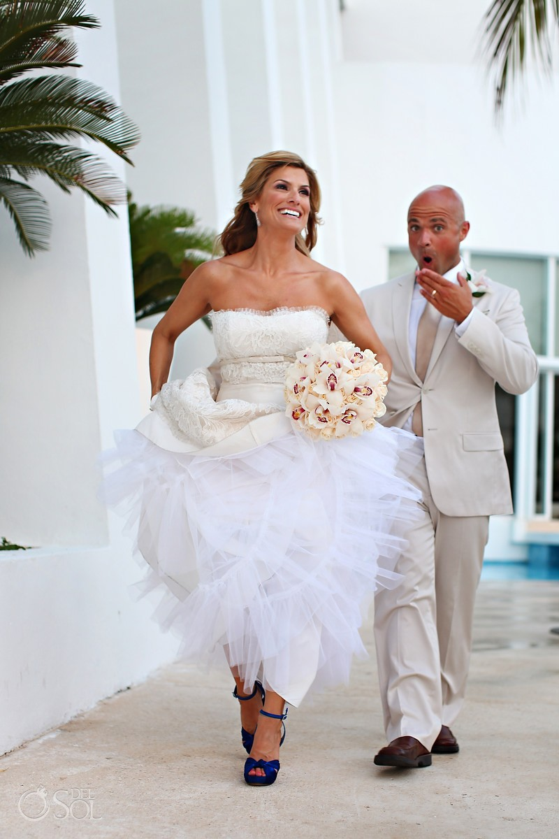 Cancun wedding Trish Suhr