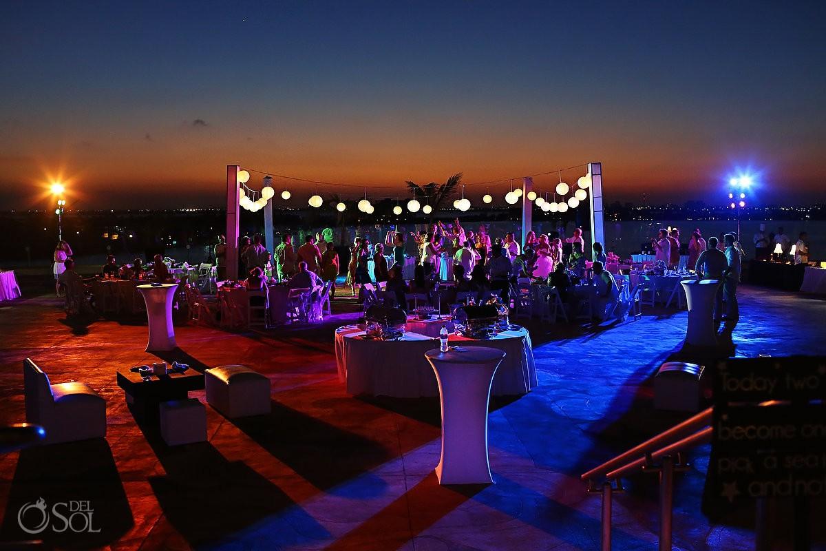 Palace Resorts Cancun Mexico Beach Palace Cancun Wedding at Beach Palace