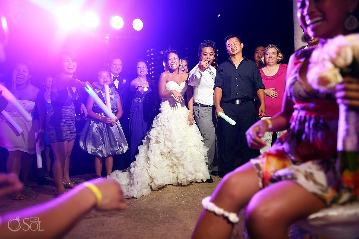 Destination wedding Dreams Cancun Mexico