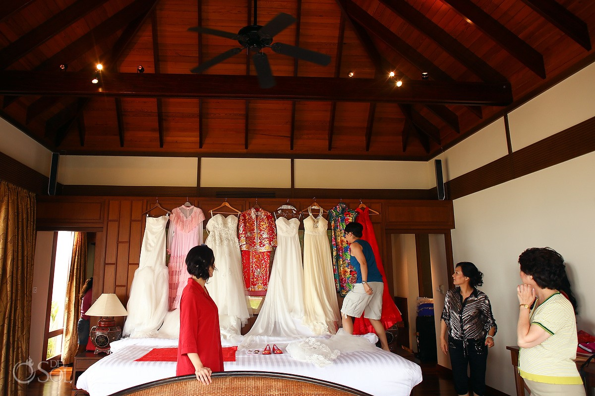 thailand destination wedding Miskawaan Resort Koh Samui, Thailand