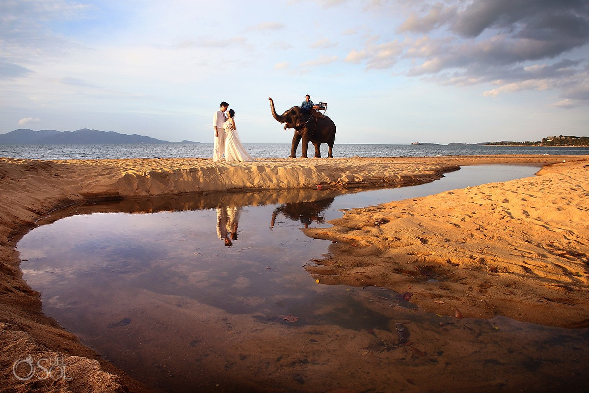 Koh Samui, Miskawaan Resort thailand destination wedding