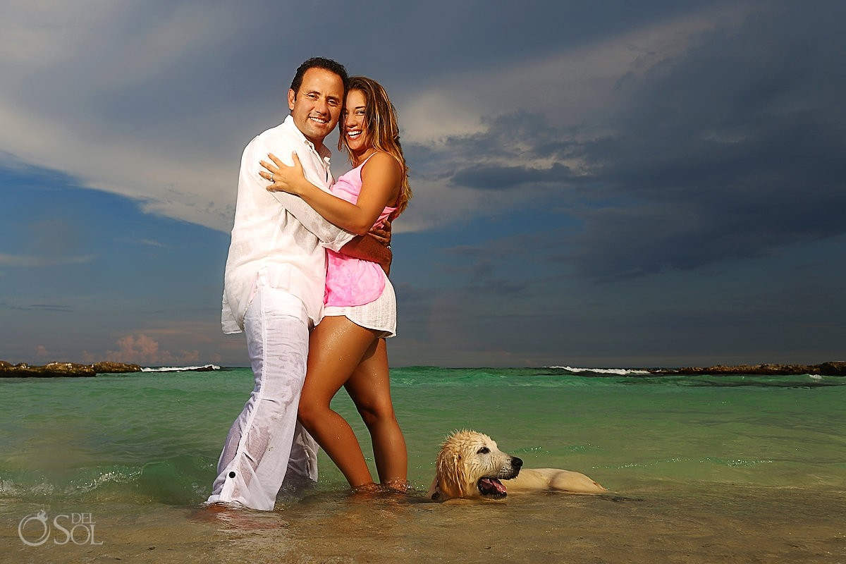 Playa del Carmen Riviera Maya portrait photography Mexico