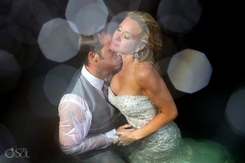 Riviera Maya photography underwater trash the dress Mexico