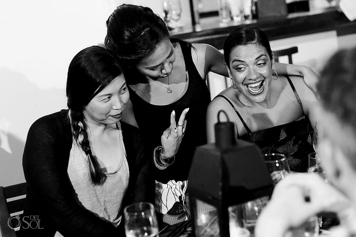 Riviera Maya photography wedding rehearsal dinner Hotel Esencia Mexico
