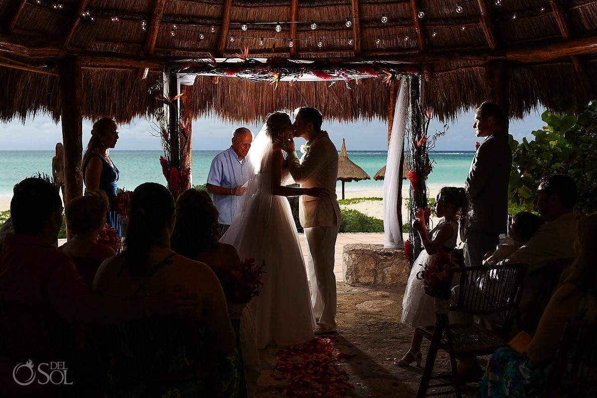 Riviera Maya wedding Amarte Maroma Lolita Beach Mexico