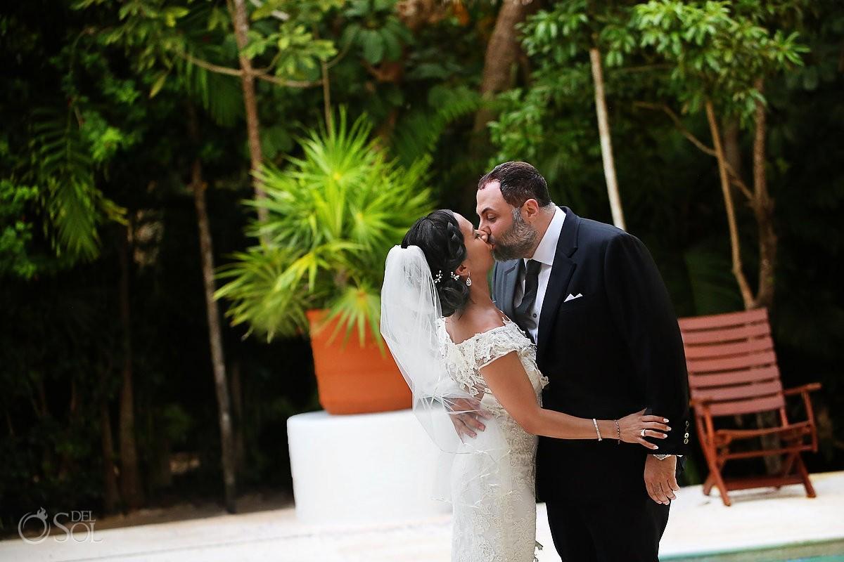 Wedding Riviera Maya boutique Hotel Esencia Mexico