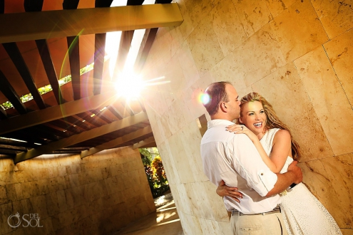 Riviera Maya photography couples portraits Rosewood Mayakoba