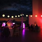 Cancun wedding reception Le Blanc Resort Mexico