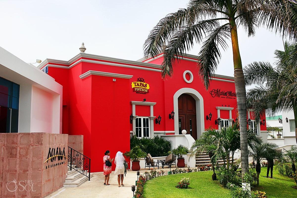 Cancun wedding Gran Caribe Real Mexico