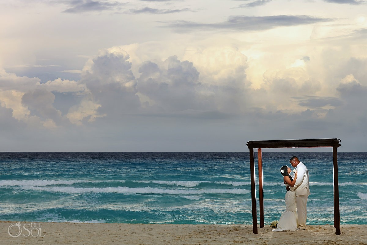 Wedding Cancun Gran Caribe Real Mexico
