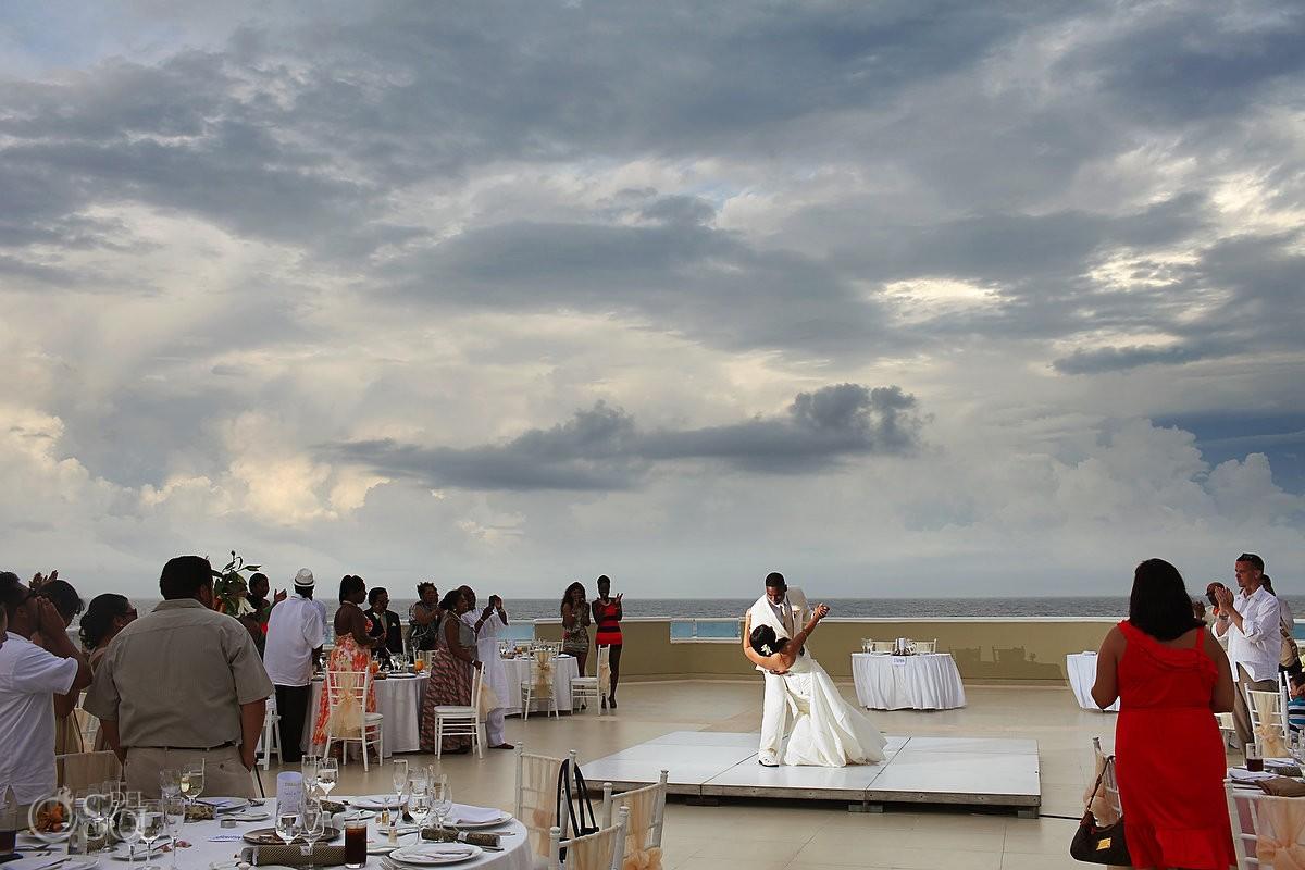 Cancun Wedding At Gran Caribe Real Iza And David
