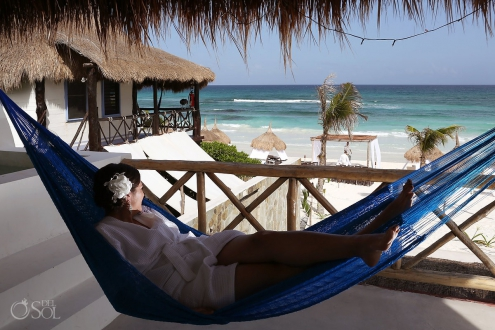 Riviera Maya beach wedding Al Cielo Hotel Mexico