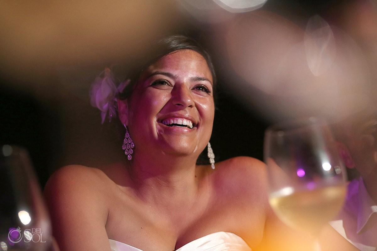 Riviera Maya bride wedding Al Cielo Boutique Hotel Mexico