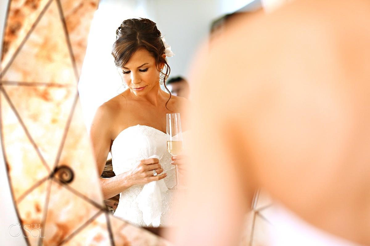 Riviera Maya wedding bride Playa del Carmen