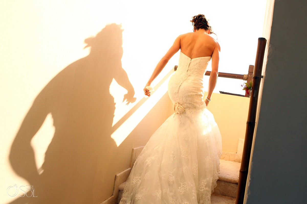 Riviera Maya Playa del Carmen bride wedding Mexico