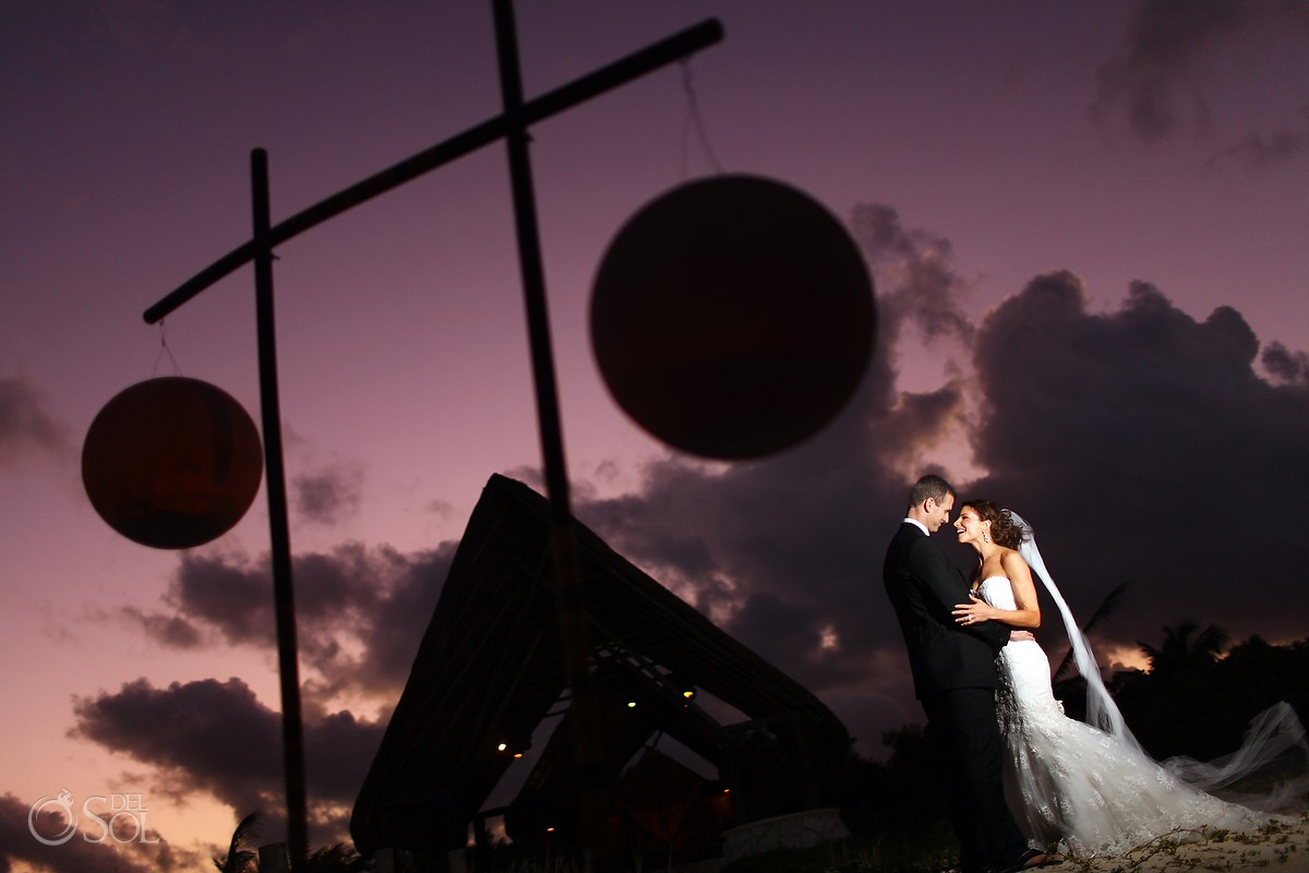 Wedding Riviera Maya beach Amarte Maroma Mexico