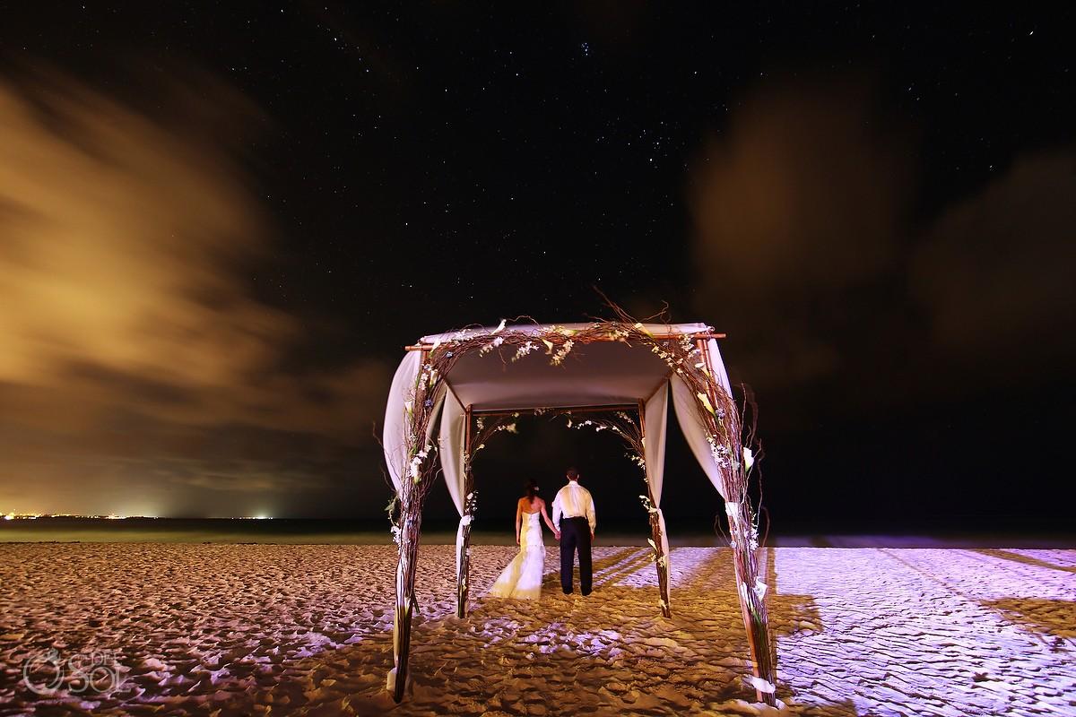Riviera Maya wedding beach Amarte Maroma Mexico