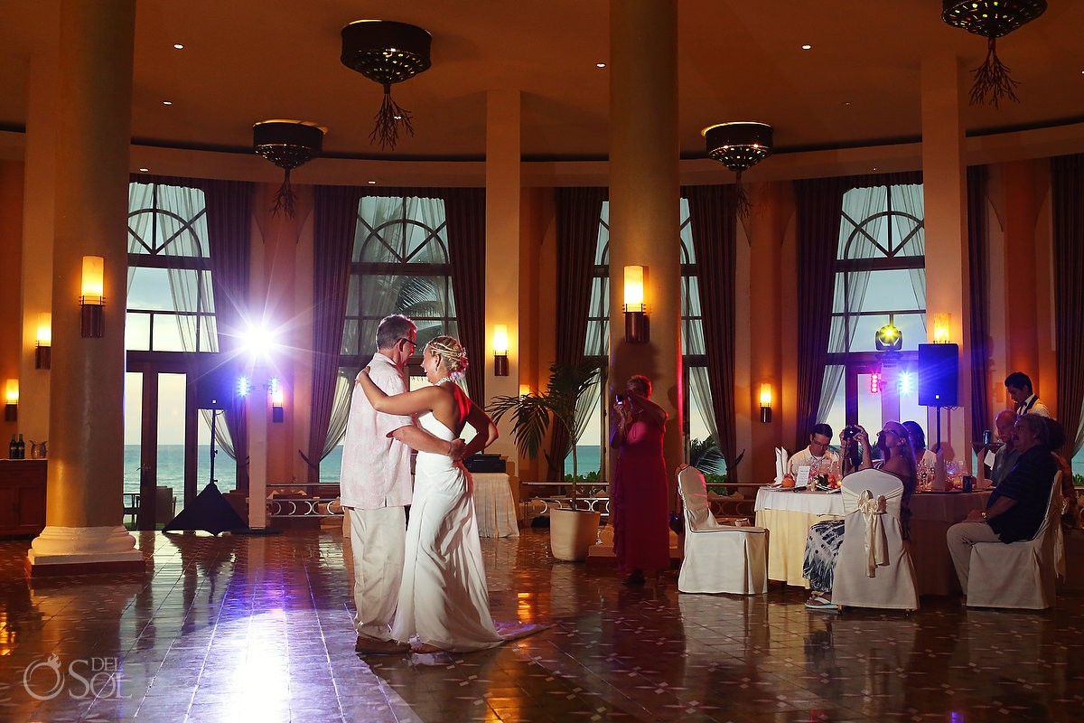 Riviera Maya Beach Wedding At Iberostar Grand Paraiso Stefanie And Greg