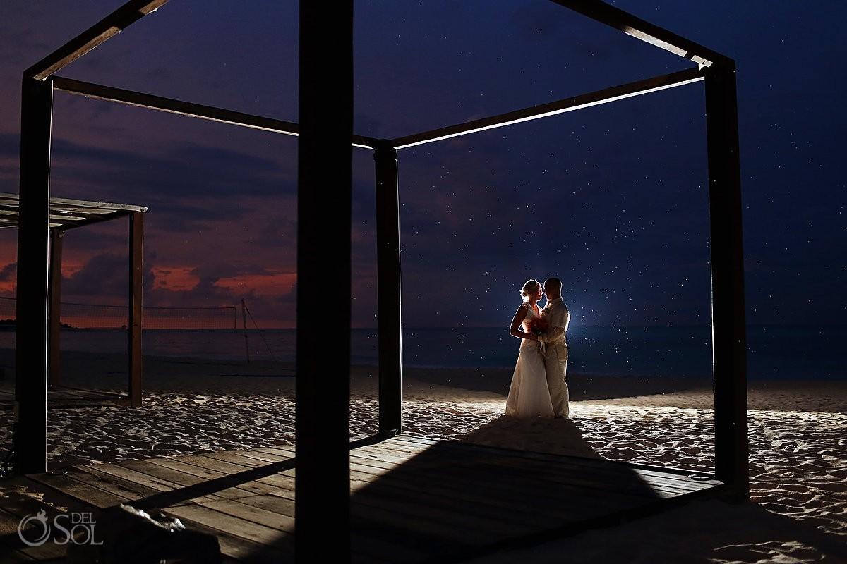 Riviera Maya wedding beach Iberostar Mexico