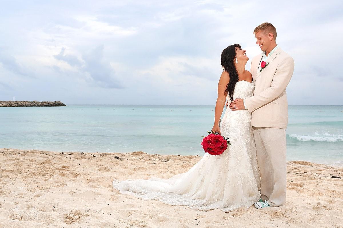 Riviera Maya Wedding at Now Jade - Kristen and Greg
