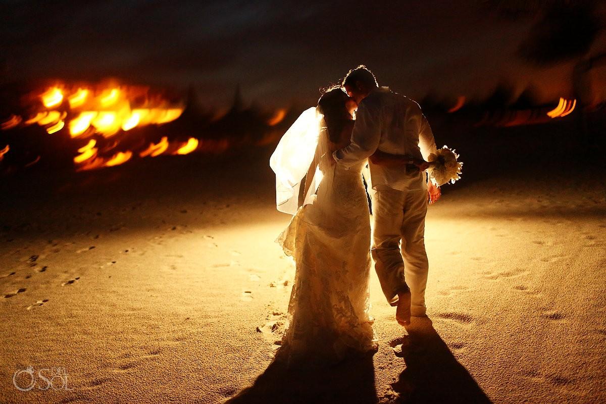 Wedding Riviera Maya Secrets Maroma Mexico