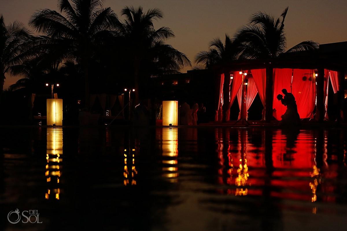 Riviera Maya wedding Secrets Maroma Mexico