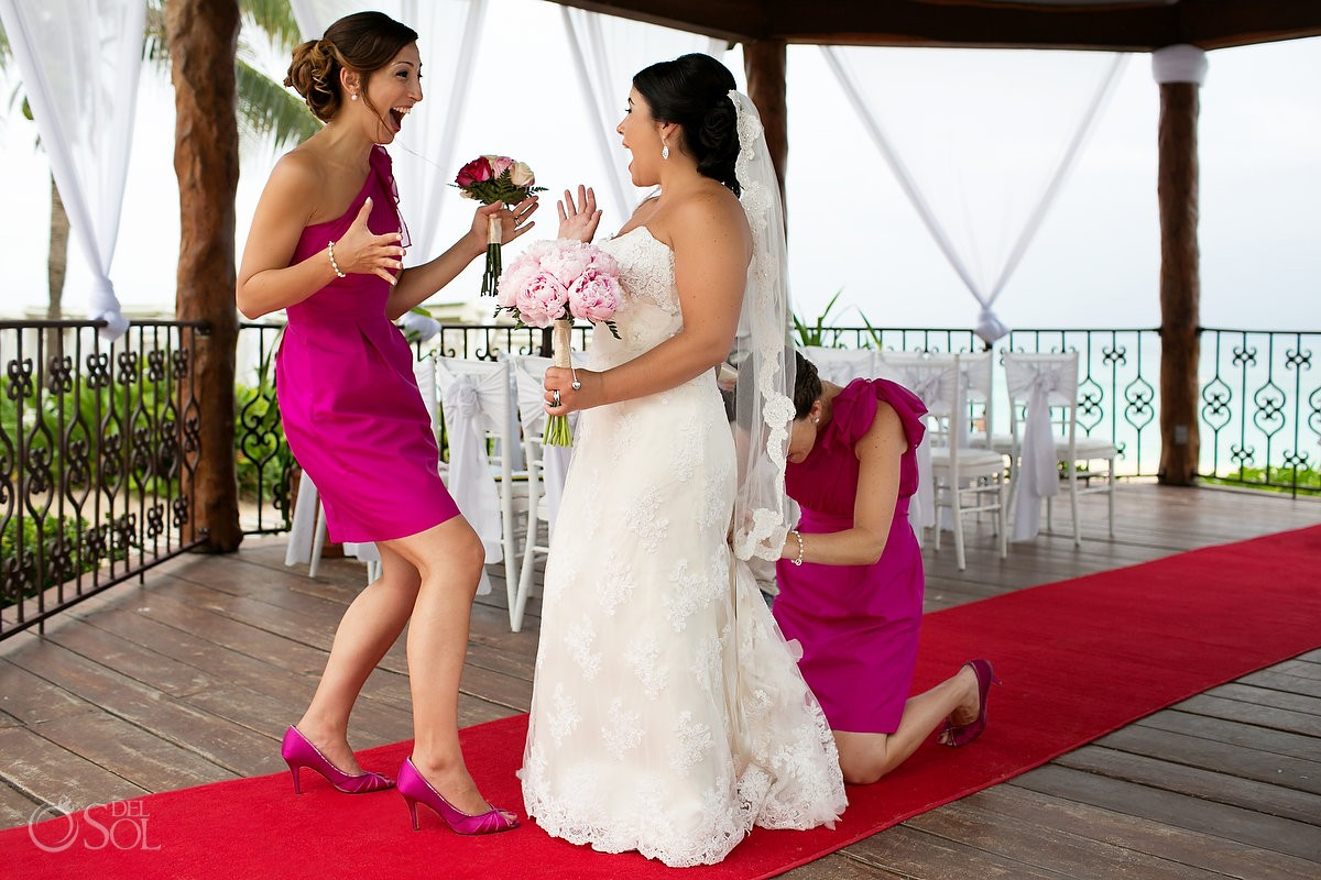 Riviera Maya wedding Royal Playa del Carmen Mexico