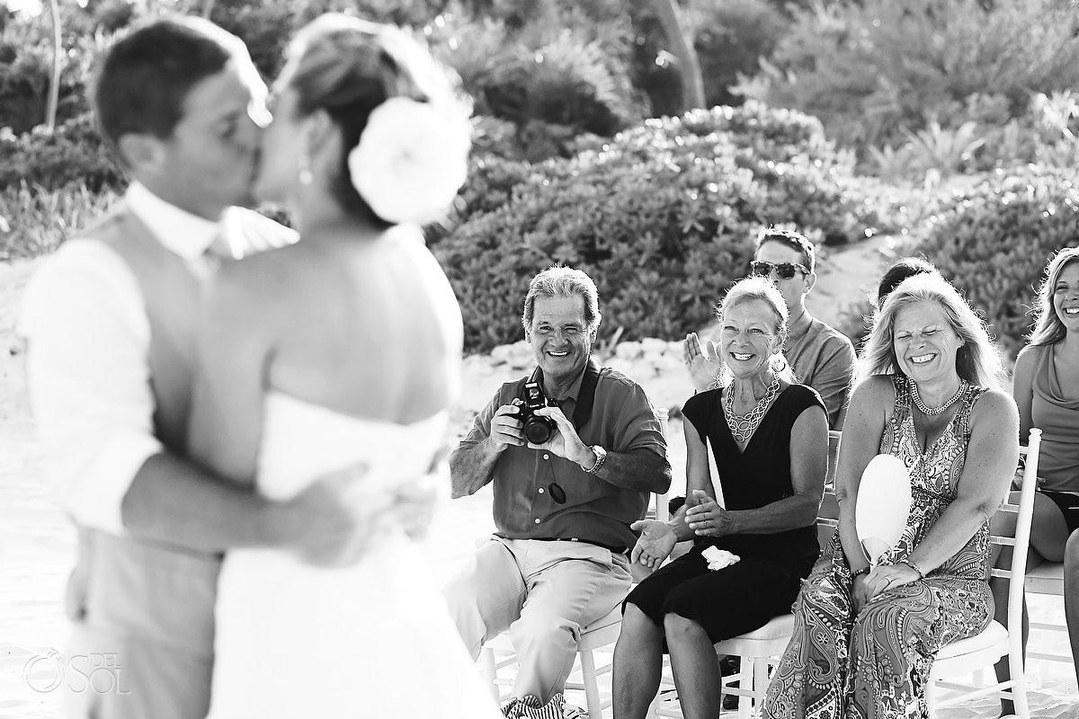 Riviera Maya beach wedding Valentin Imperial Maya Mexico