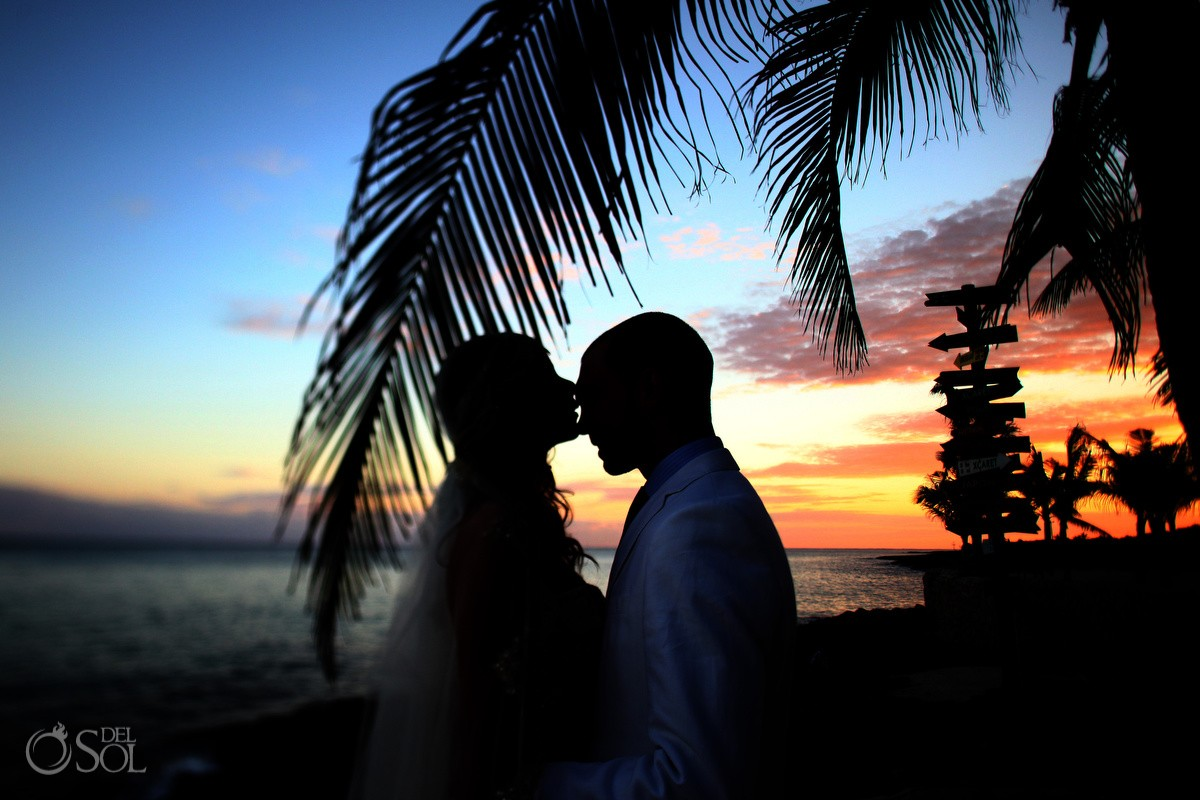 Xcaret wedding Riviera Maya Mexico