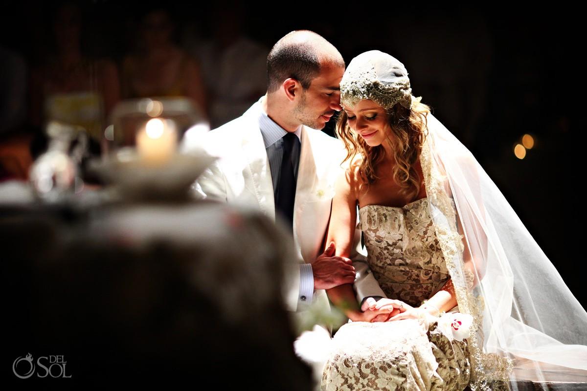 Xcaret wedding Riviera Maya wedding