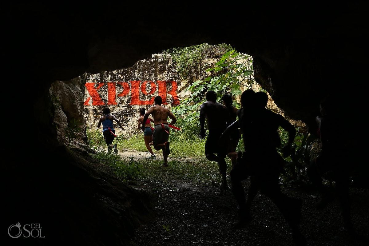 The Bravest Race Xplor Riviera Maya
