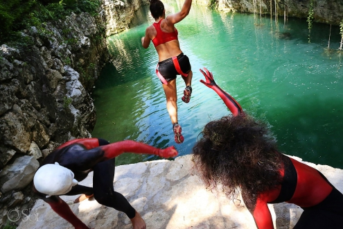 The Bravest Race Xplor Xcaret events Riviera Maya Mexico