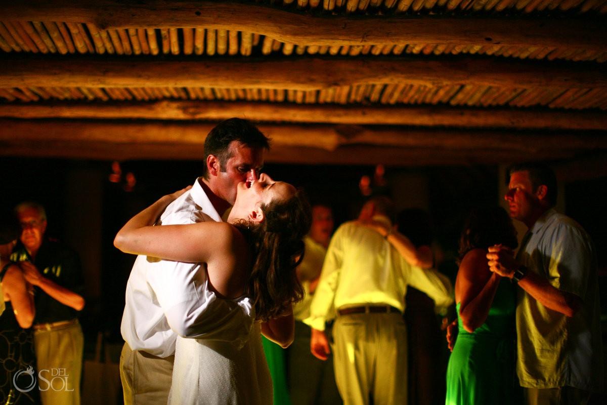 Puerto Vallarta beach wedding reception Villa Premiere Mexico