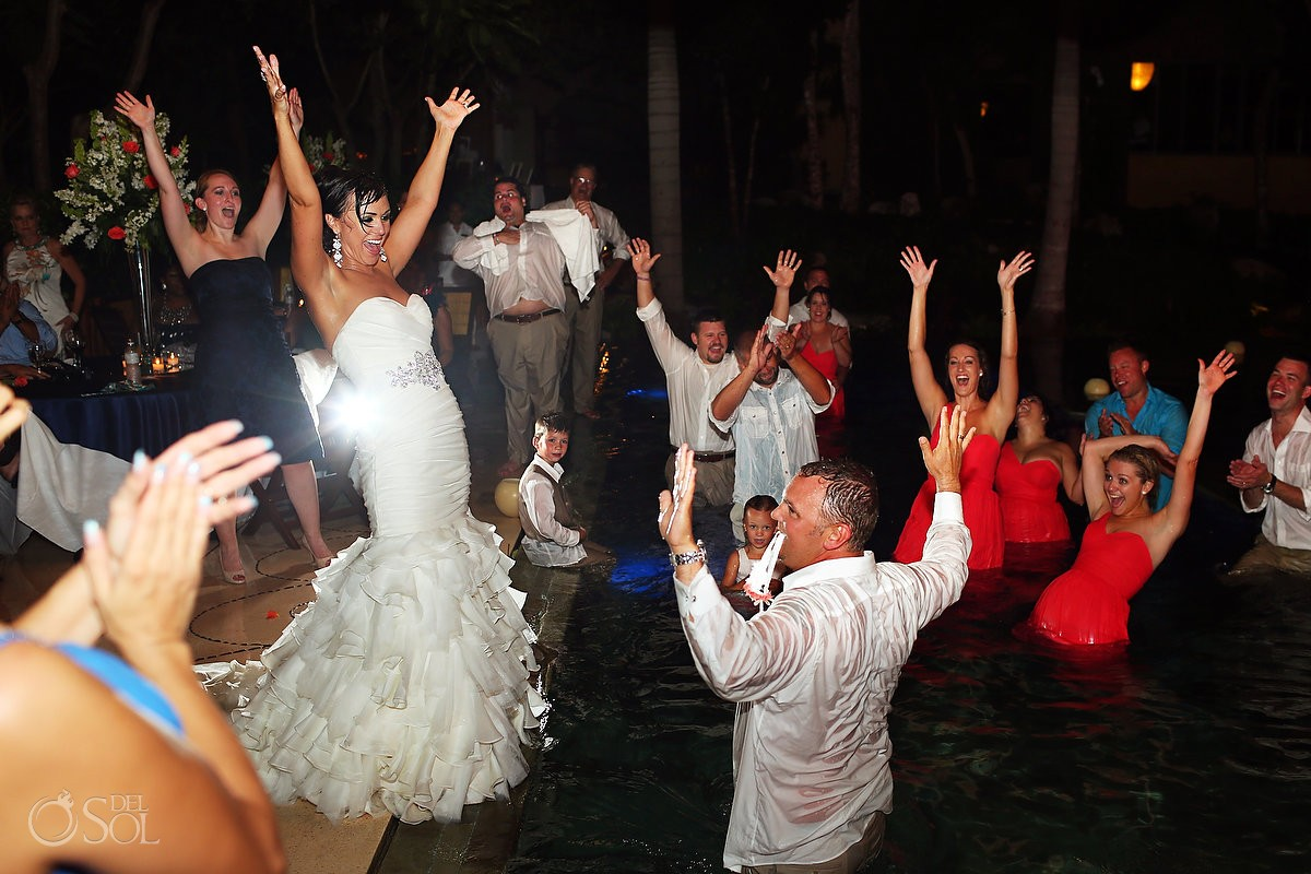 Riviera Maya wedding Grand Velas Resort Mexico