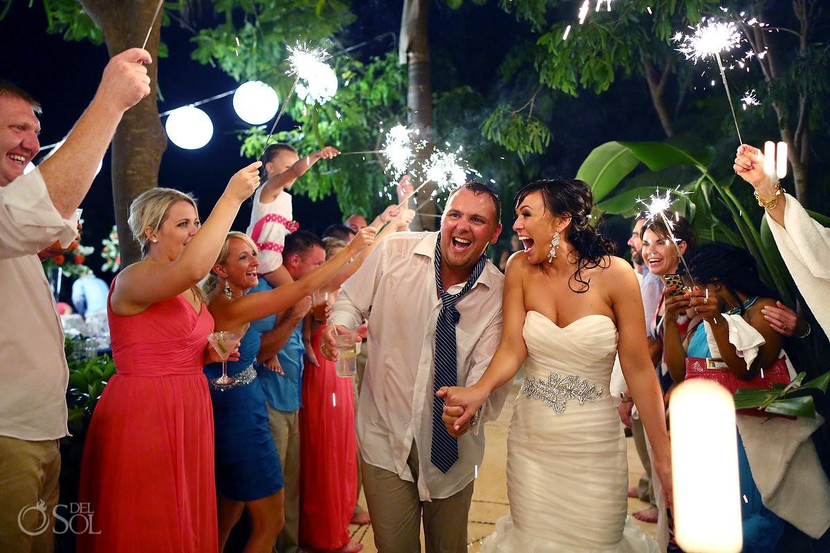 Riviera Maya beach wedding Grand Velas Resort Mexico