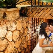 #Aworldofitsown destination wedding Xcaret Park, Playa del Carmen, Mexico