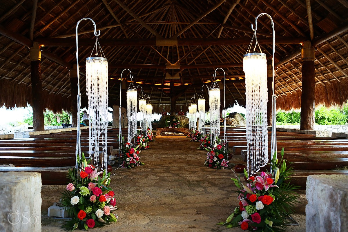 Xcaret Park Weddings