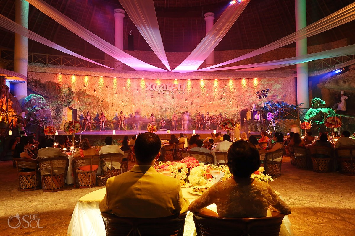 Xcaret Park Weddings
