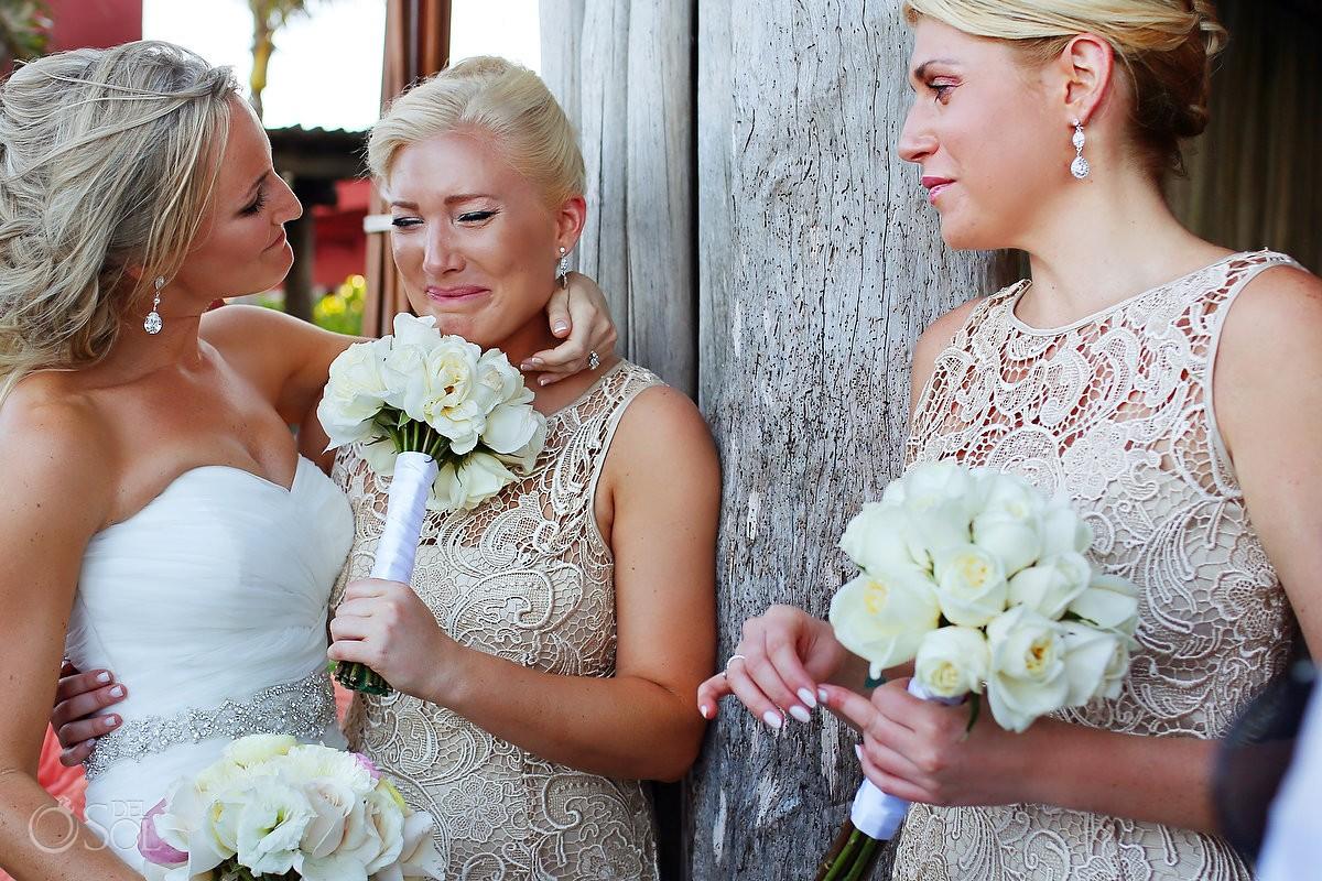 Destination Wedding at Zoetry Paraiso de la Bonita Puerto Morelos Riviera Maya Mexico