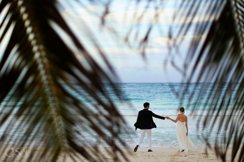 Tulum #destinationweddings private villa Casa Chic Mexico