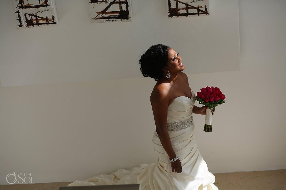 Cancun destination wedding Le Blanc Resort Mexico