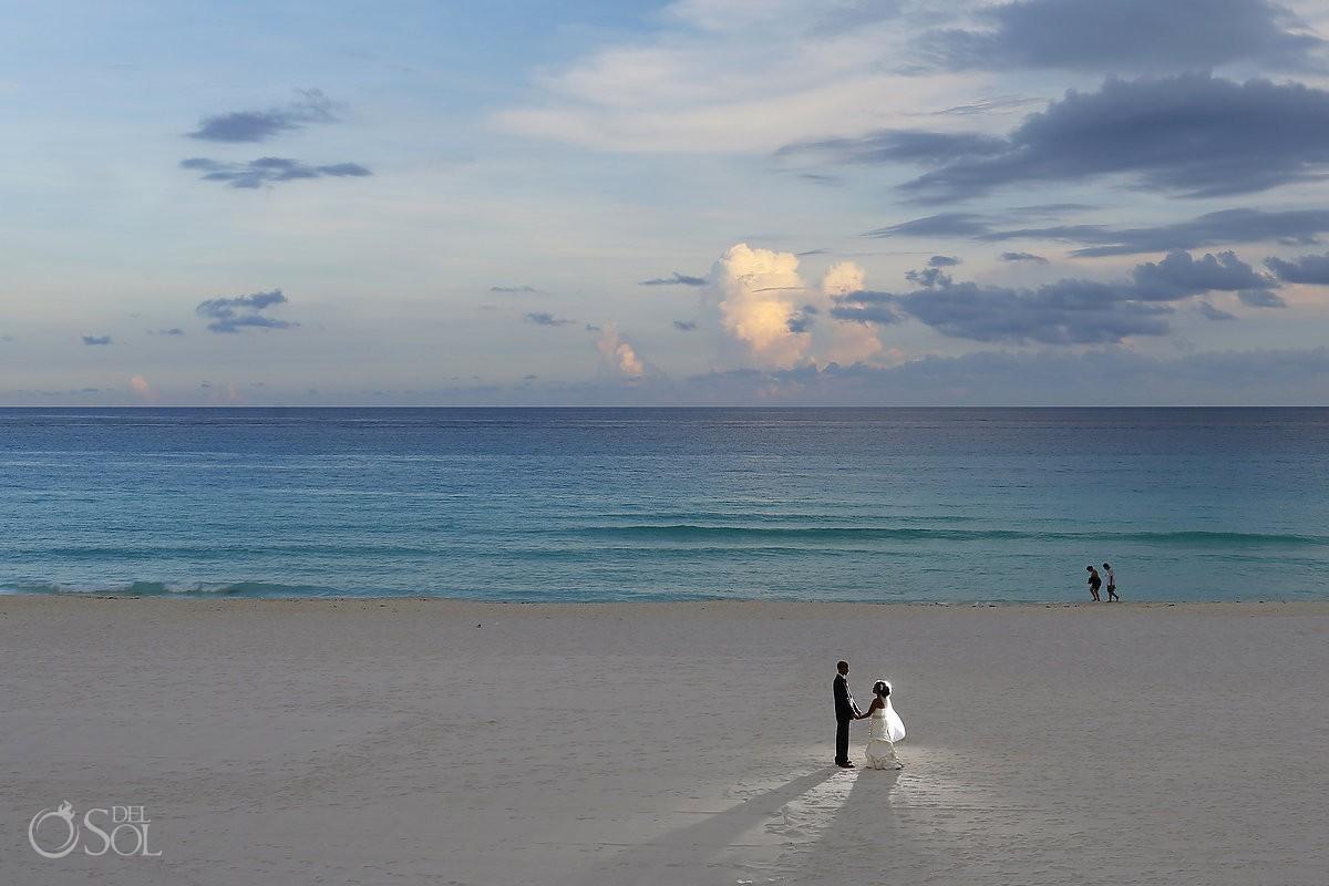 Cancun wedding Le Blanc Resort Mexico