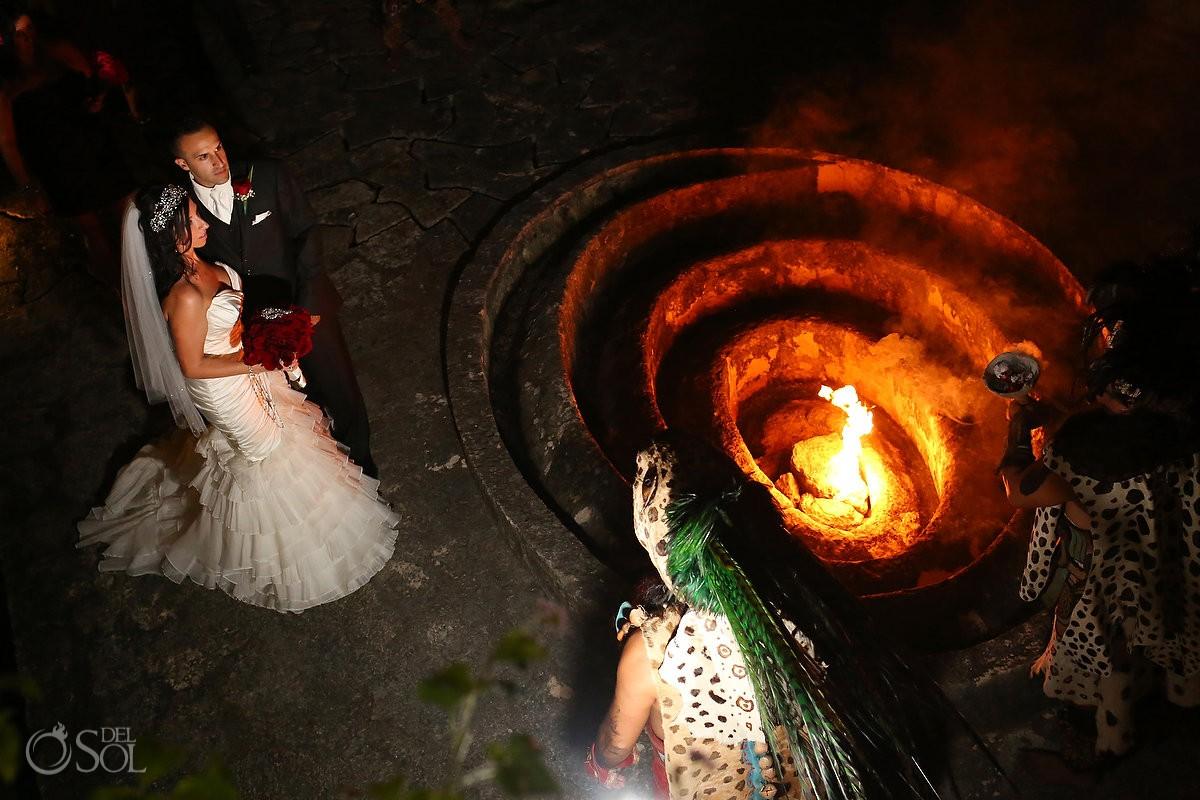Wedding Xcaret Park Riviera Maya. Mexico Del Sol Photography